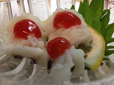 夏のお寿司