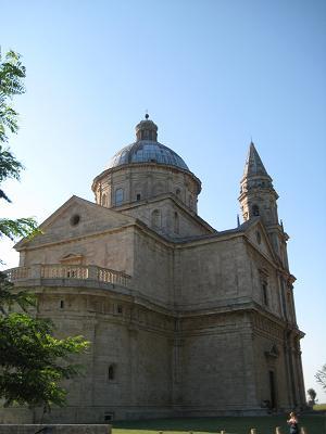 San Biagio教会 サン・ビアージ...