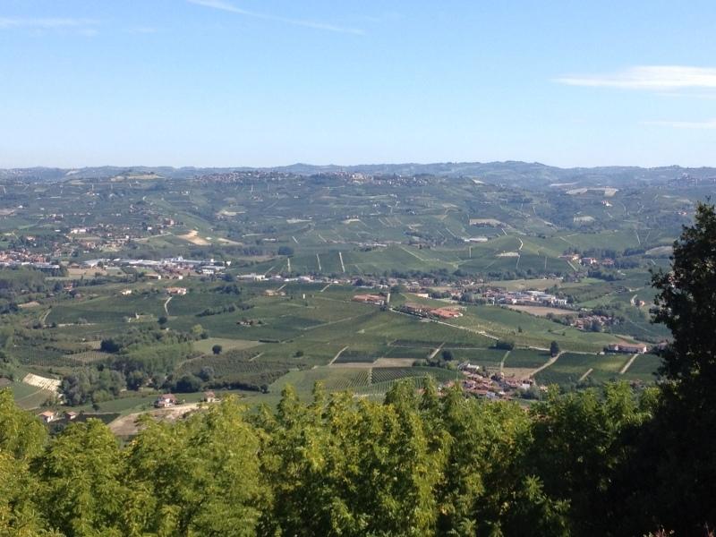 イタリアワインの聖地 ピエモンテ ランゲ地方へ